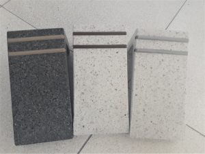 Zweireihiges Pilzprofil - Typ Hanno 1000